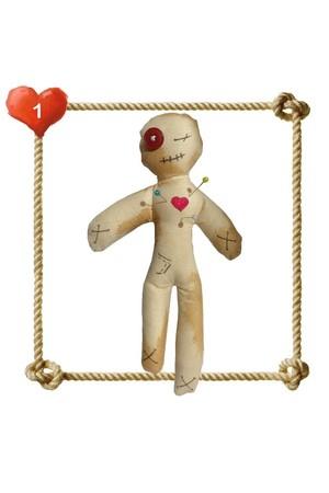 Вуду кукла