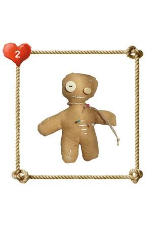 Вуду кукла - модел 2, Куку МагЪзин