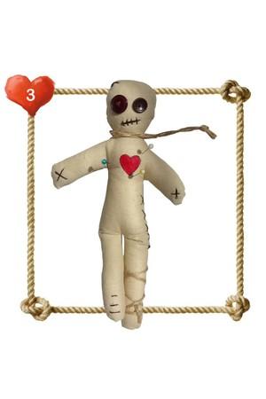 Вуду кукла - модел 3, Куку МагЪзин