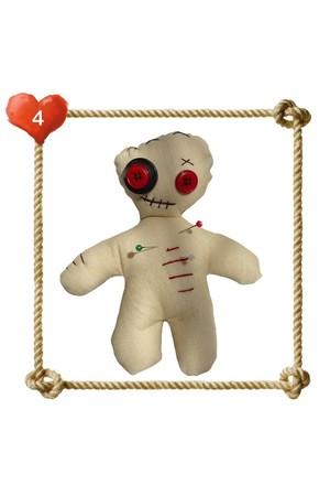 Вуду кукла - модел 4, Куку МагЪзин