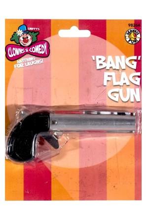 Пистолет с изскачащо флагче #SMF98264