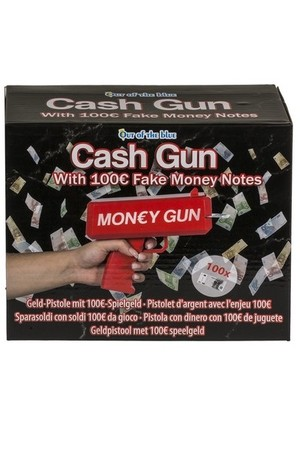 Пистолет с банкноти, Куку МагЪзин