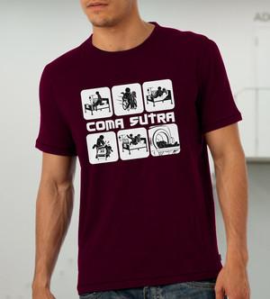Coma Sutra (мъжка тениска)