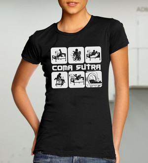 Coma Sutra (дамска тениска)
