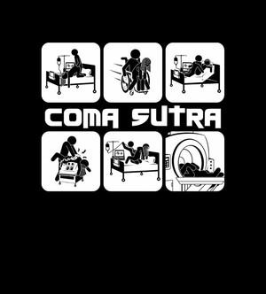 Куку тениска - Coma Sutra детайл