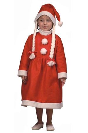 Коледен костюм - детски #E11926