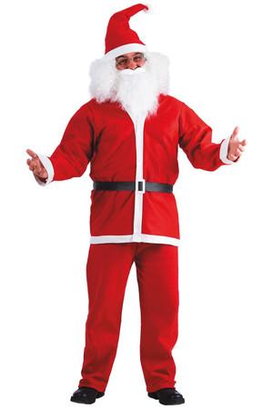 Костюм Дядо Коледа #I03559