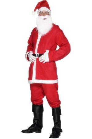 Костюм Дядо Коледа #SMF20841