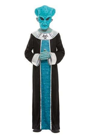 Детски костюм Извънземно #SMF51019