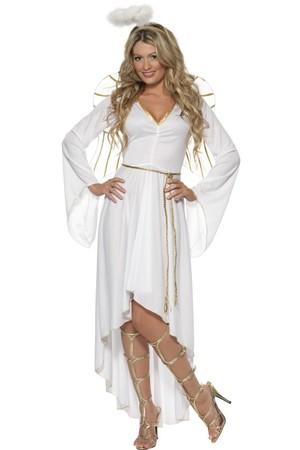 Дамски костюм Ангел #SMF36977