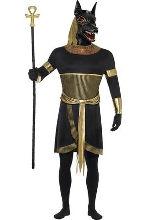 Мъжки костюм Анубис #SMF40096