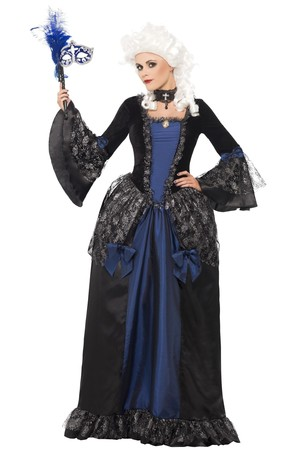Дамски костюм Бароков стил #SMF25438