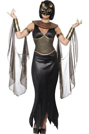 Дамски костюм Богиня Бастет #SMF40098