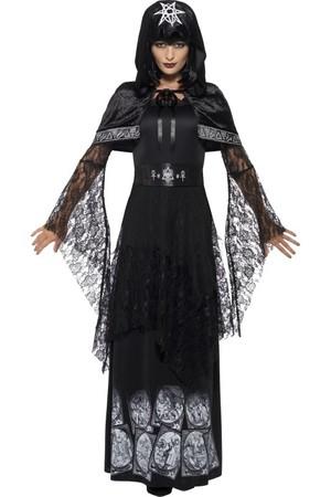 Дамски костюм Господарката на Черната Магия #SMF45570