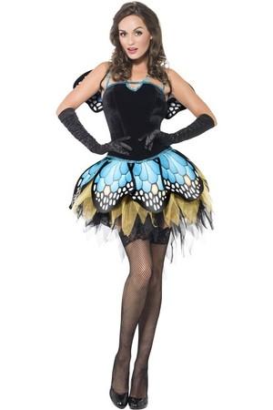 Дамски костюм Пеперуда #SMF44004