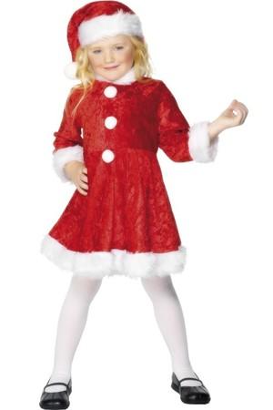 Коледен костюм - детски, лукс #SMF29181