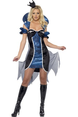 Дамски костюм Зла Кралица #SMF26053