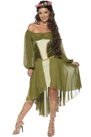 Дамски костюм Горска Фея #SMF33766