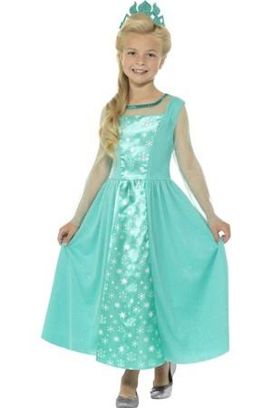 Детски костюм Ледена принцеса #SMF21837