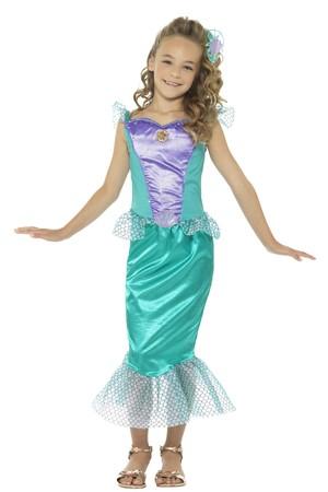 Детски костюм Русалка #SMF48003