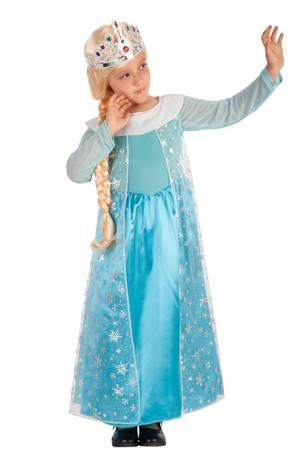 Детски костюм Елза #I66010