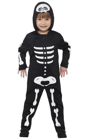 Детски костюм Скелет #SMF21495