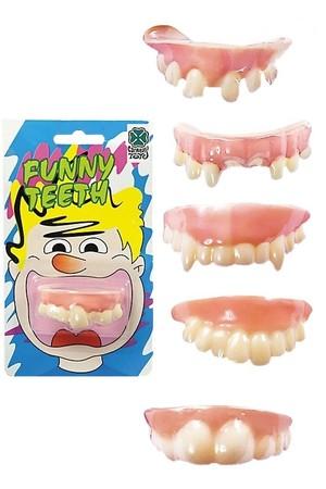 Зъби горни #I06257