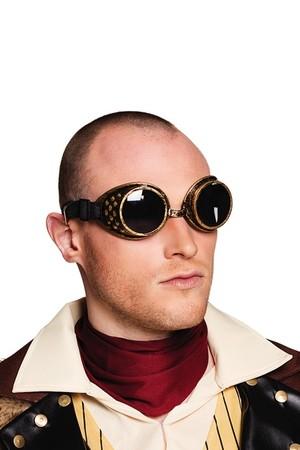 Очила Летец Steampunk #E54503