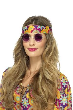 Очила Хипи, различни цветове #43059/43060/43064
