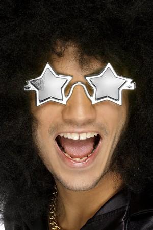 Очила Звезди, сребърни #SMF20073