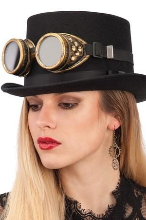 Очила Летец Steampunk #I06929