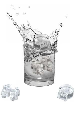 Форма за лед Черепи и кости