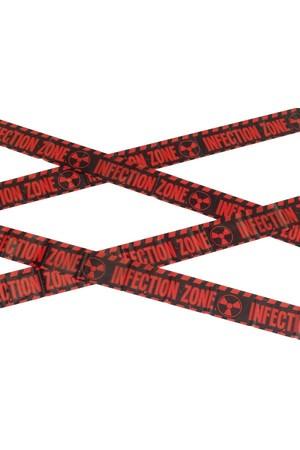 Лента за ограждане INFECTION ZONE