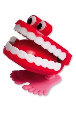 Скачащи зъби #I07829