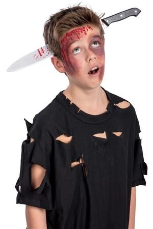 Нож през глава #I06214