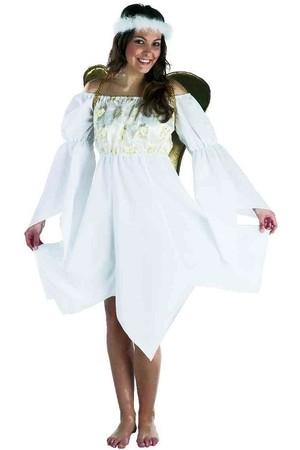 Дамски костюм Ангел #E91739
