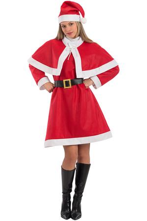 Коледен костюм - дамски #I03558