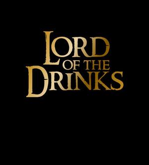 Куку тениска - Lord of the Drinks детайл