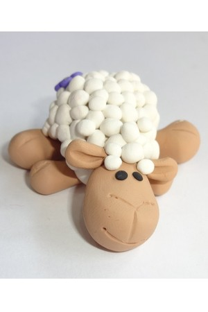 Лежаща овца