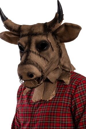 Маска Бик с подвижна челюст #I01365