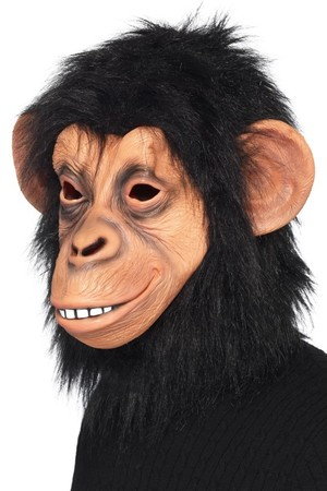 Маска Шимпанзе #SMF39507