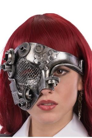 Домино половин лице, Steampunk #I01760