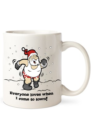 Чаша Дядо Коледа, Куку МагЪзин
