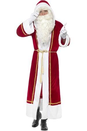 Мантия Дядо Коледа, Лукс #SMF48150