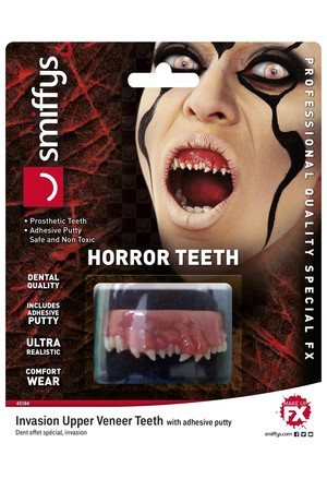 Зъби Нашественик - Професионални #SMF45184