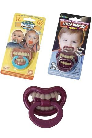 Биберони със зъби #SMF31809
