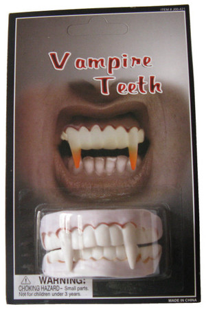 Зъби Вампир #J00/421
