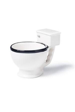 Чаша Тоалетна Чиния, Куку МагЪзин
