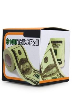 100-доларова тоалетна хартия, Куку МагЪзин