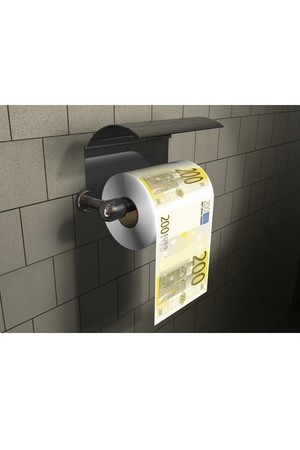 Тоалетна хартия от 200 евро, Куку МагЪзин